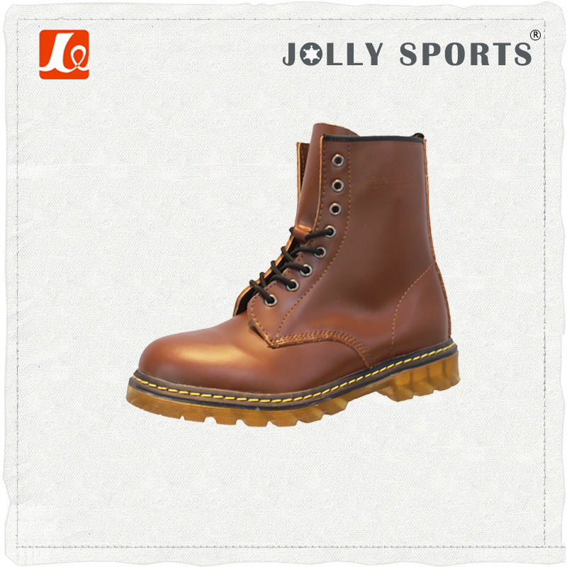 Leather Casual Boots Safety Boots for Men&Women