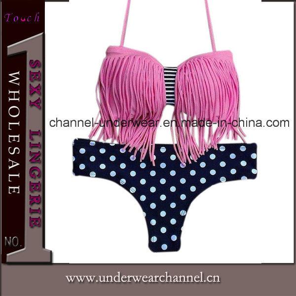 Sexy Women One Piece Monokini Swimwear (TQL007)