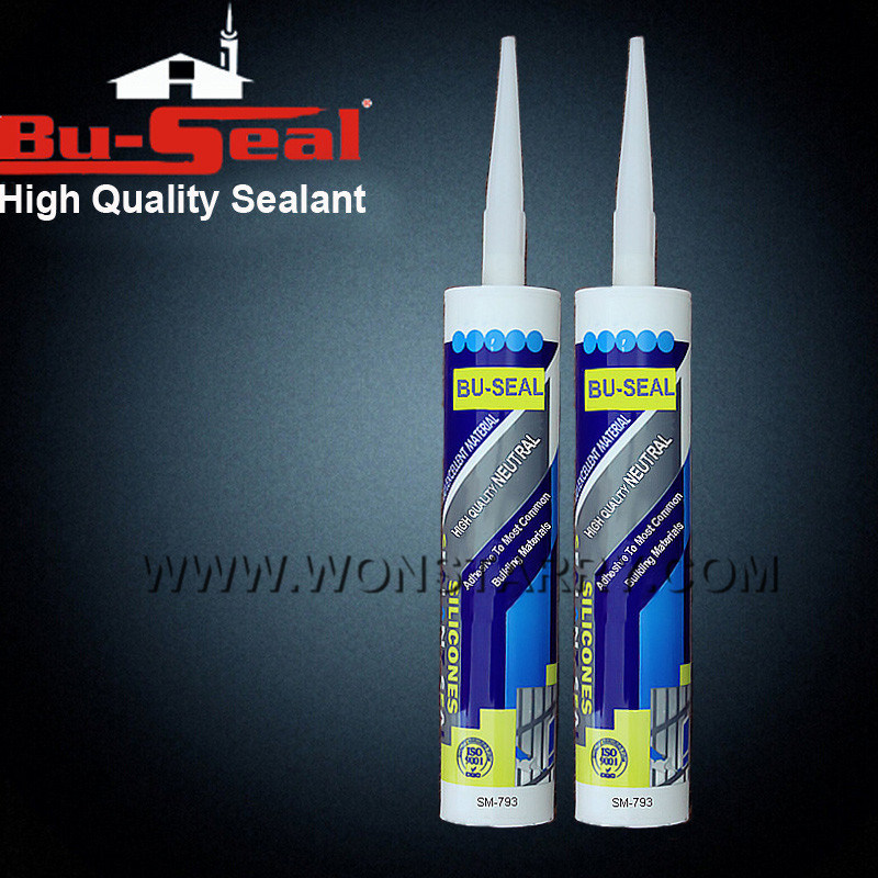 Bu-Seal Daw Corning Neutral Silicone Sealant