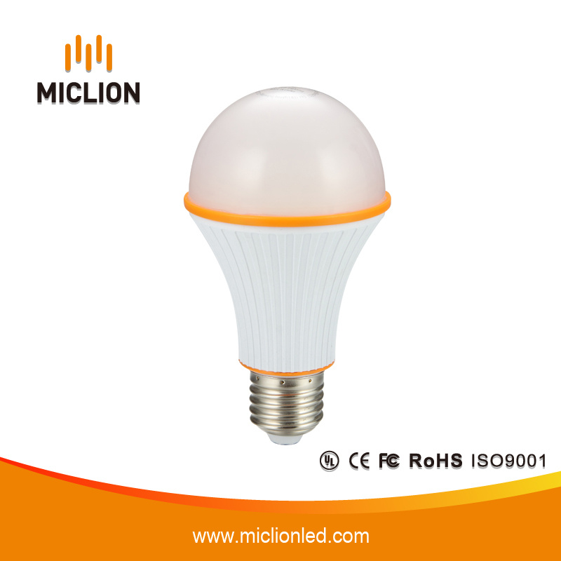 7W E26 Plastic Case LED Emergency Bulb Light