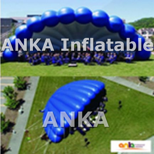 Anka Inflatable Wedding Tent with Shell Shape