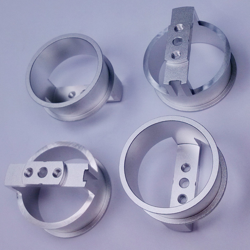 Aluminum Coil Housing with Precision Machining