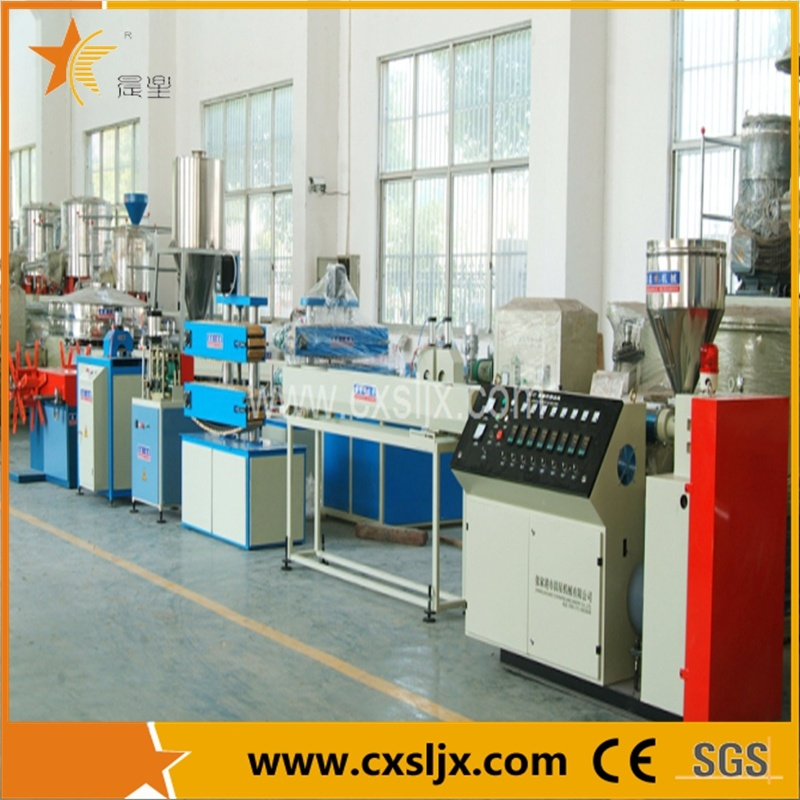 Soft PVC Sealing Strip Production Line