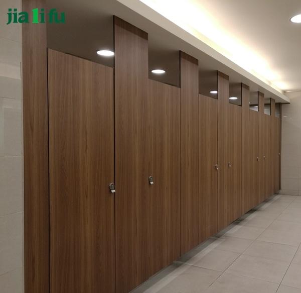 Jialifu Stainless Steel HPL Toilet Cubicle