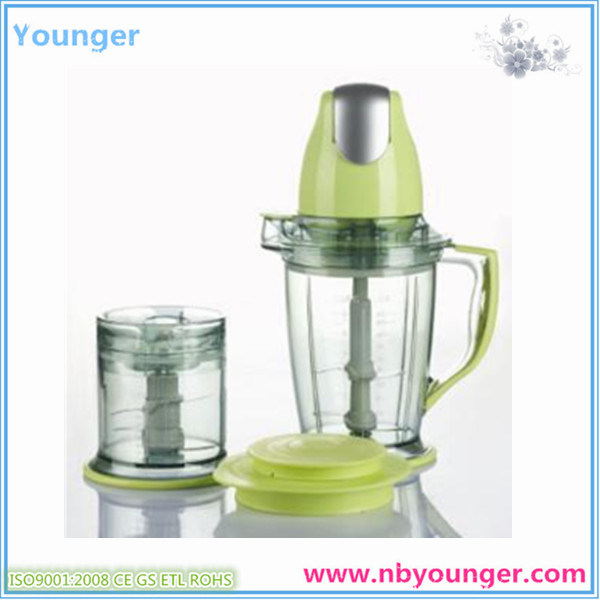 Hand Held Food Chopper, Food Processor with Meat Grinder