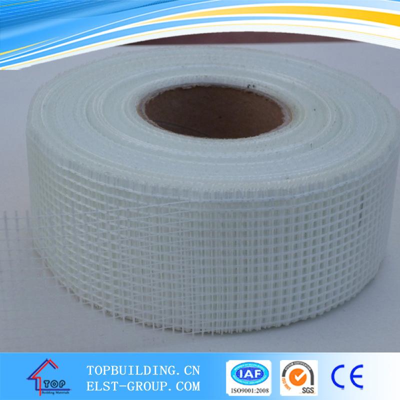 Fiber Glass Joint Tape 50mm*76m/Fiber Mesh Tape/Self Jointing Fiber Glass Tape 160G/M2