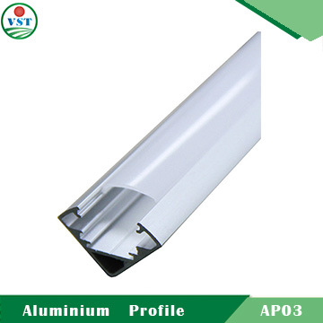 European Style Aluminium Profile Housing for LED Strip Light