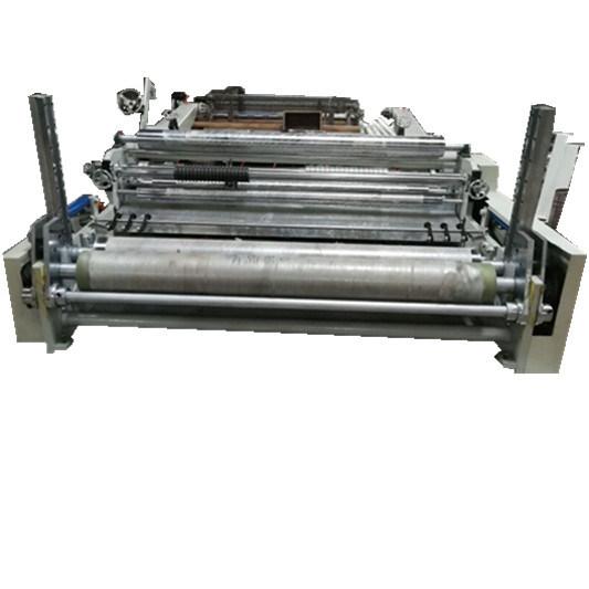 Jumbo Paper Roll Slitting and Re-Winding Machine