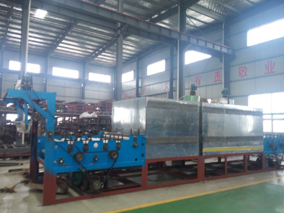 Fish Nettting Making Machine - Mesh Slice Longitudinal Figuration Machine