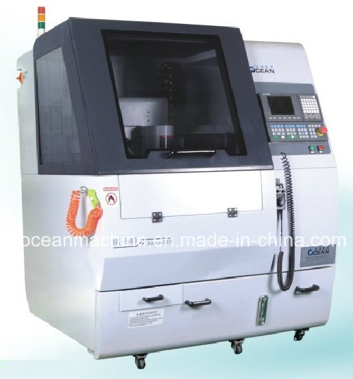 Rcg540d Double Spindle Engraving Machine for Sapphire Screen and Ceramic Plate Processing