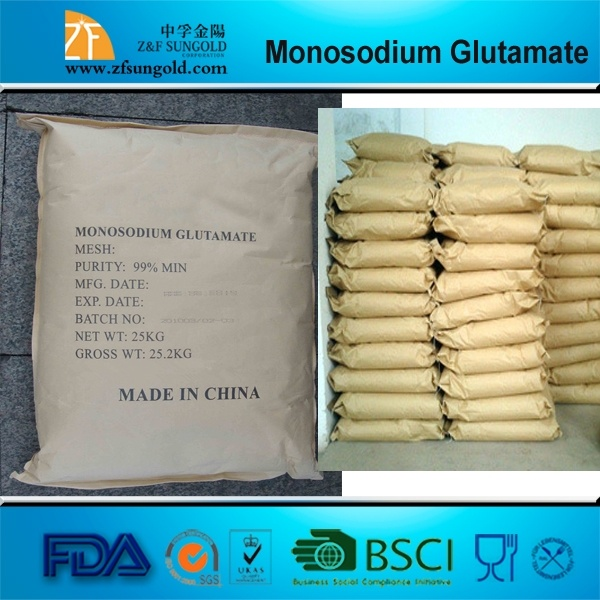 Monosodium Glutamate Food Grade Manufacturer, Hot Sell! ! !