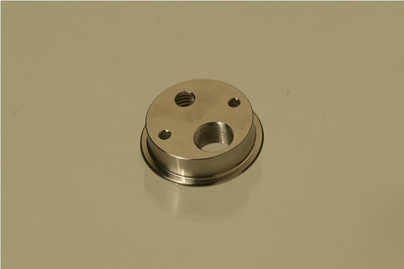 Precision Stainless Steel Machining Part