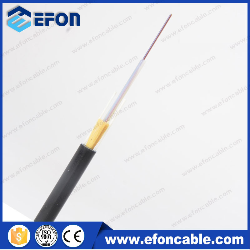 Aerial Kfrp Glass Yarn 6/12 Core Fiber Optic Cable Price