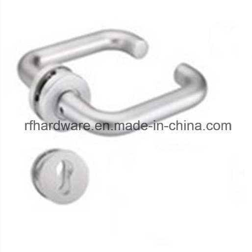 Stainless Steel Level Door Handle (RL003)