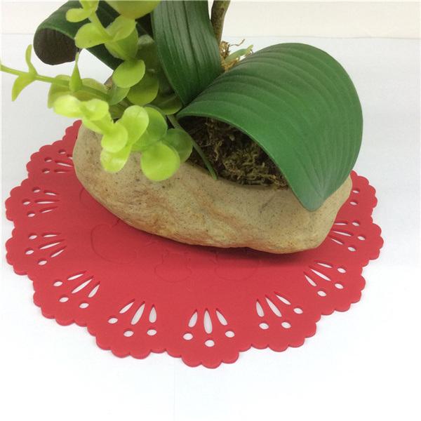 Customize Rubber Kitchenware Baking Coaster Silicone Mat
