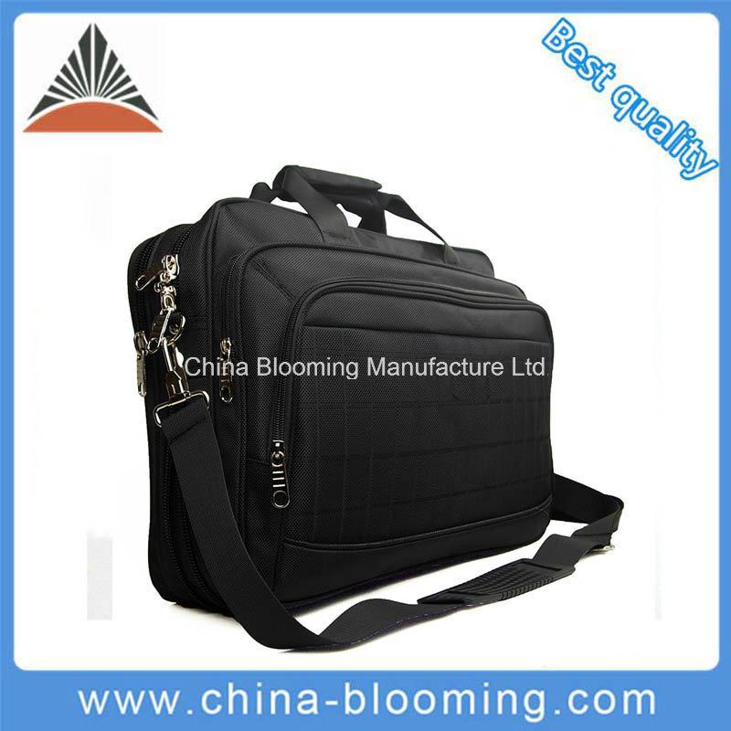Travel Business Computer Laptop Document Sling Shoulder Bag Briefcase
