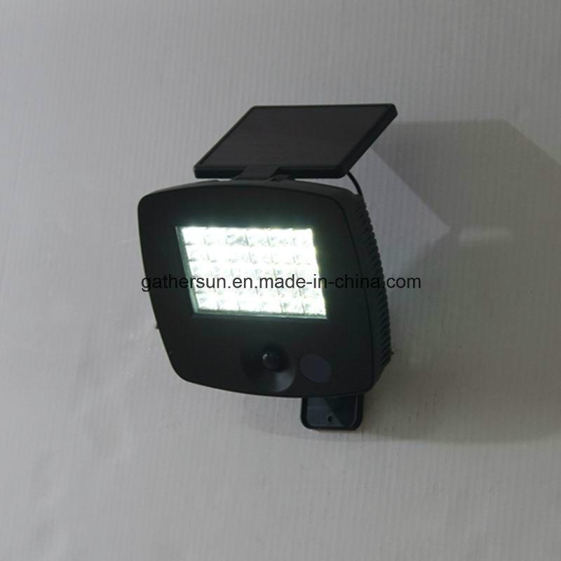99LED Low Volatge Solar PIR Sensor Wall Security Light