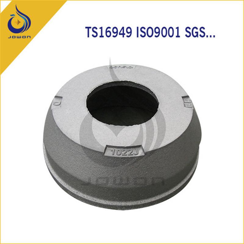 High Quality Iron Casting Tractor Parts with Ts16949