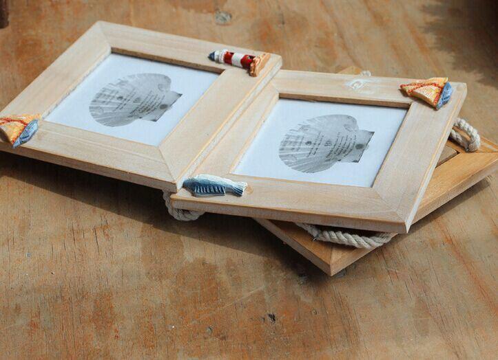 Photo Wall Photo Frame Combination Three-Photo Frame