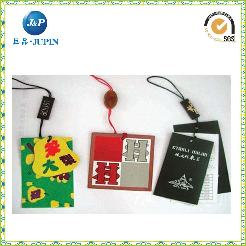 2016promotion Custom Hang Tag Clothing Tag and Tags (JP-HT003)
