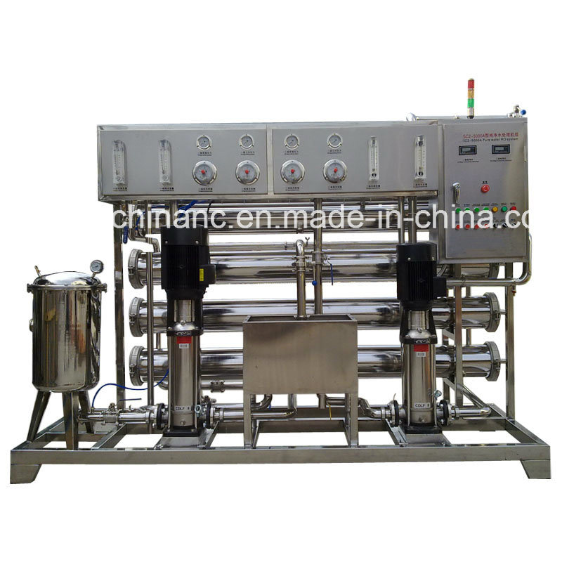 Full Automatic SUS304 Stainless Steel RO Water Treatment System