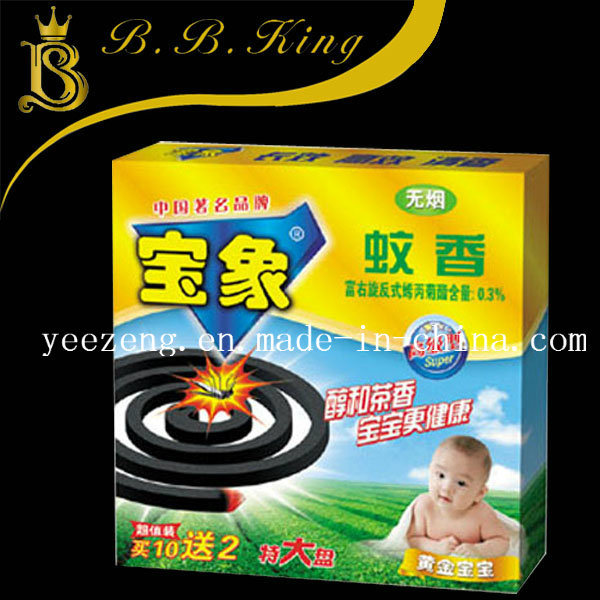 Baby Healthy Black Mosquito Coil