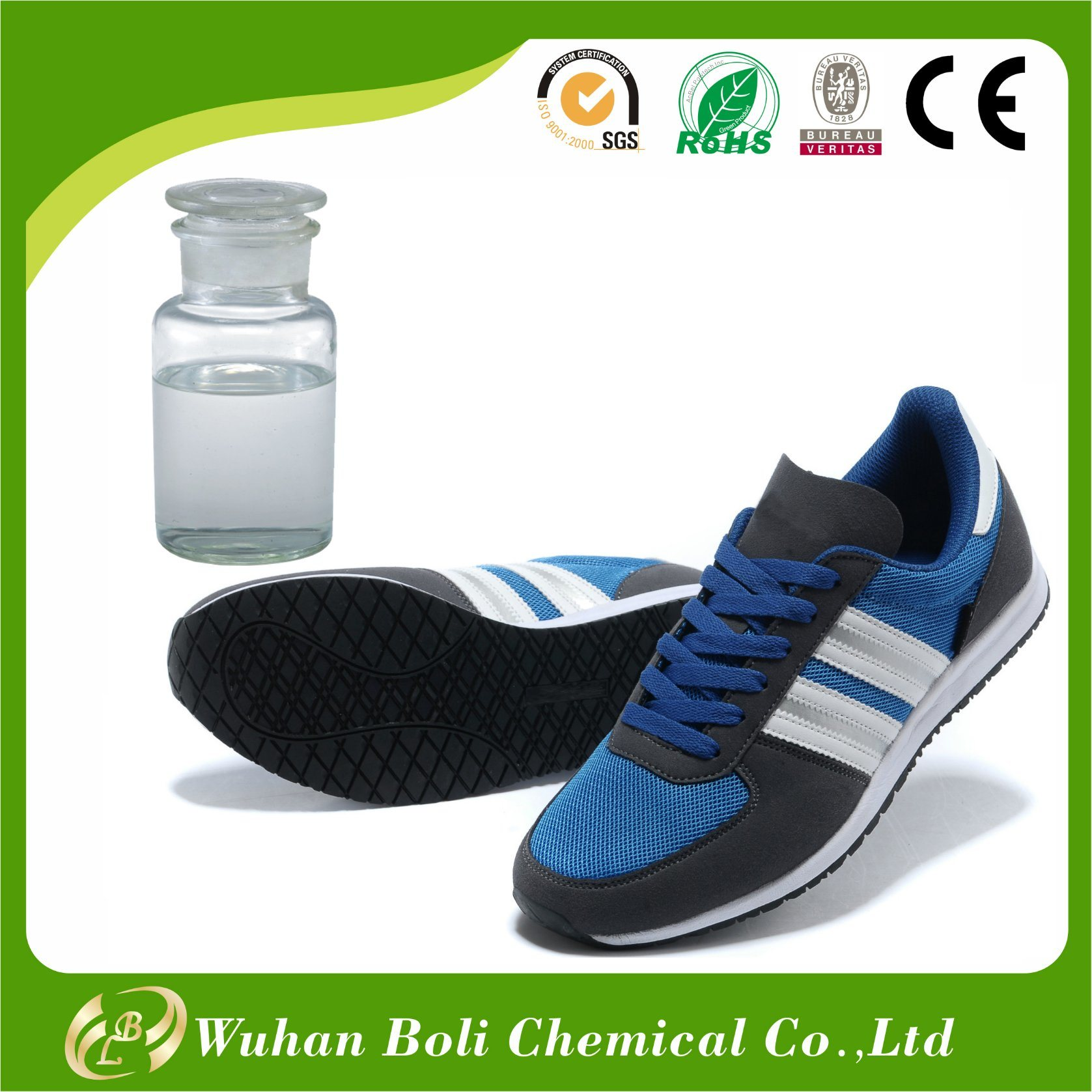 China Supplier GBL PU Glue for Ladies Flat Shoes