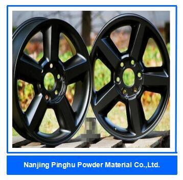 Black Powder Coating Paint for Car