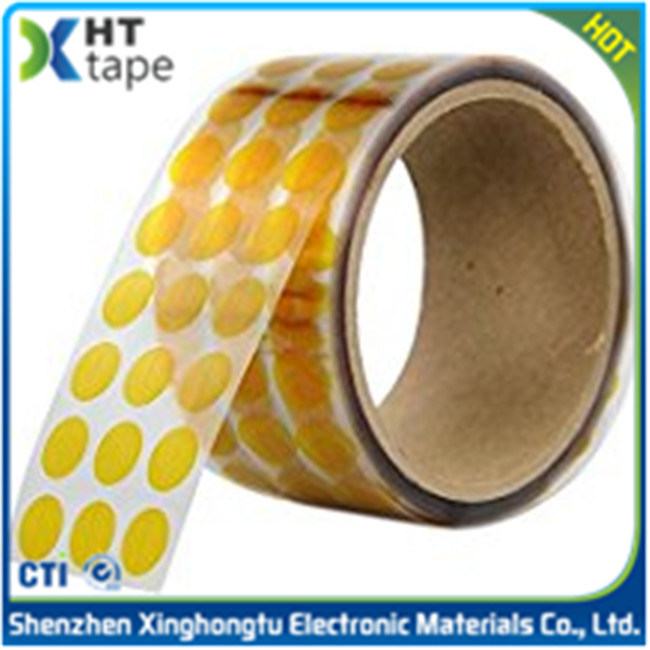 Die Cutting Sillicone Adhesive Polyimide High Temperature Adhesive Tape
