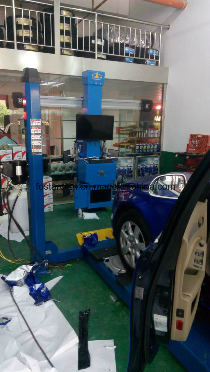 Zhzy-300m 3D Wheel Alignment