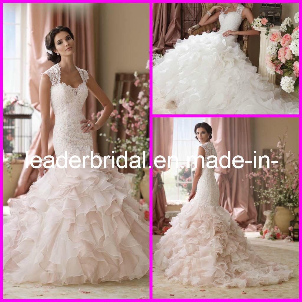 Royal Pink Wedding Dress images