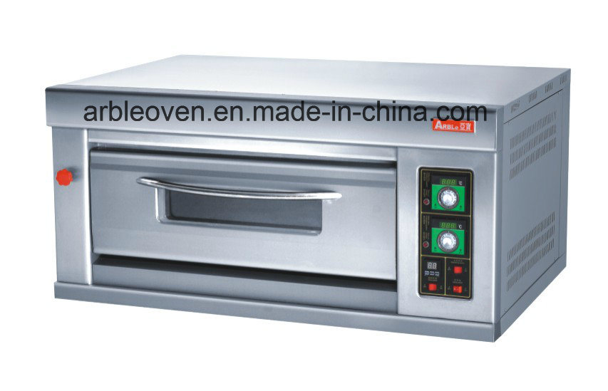 Commercial Gas and Electric Deck Oven