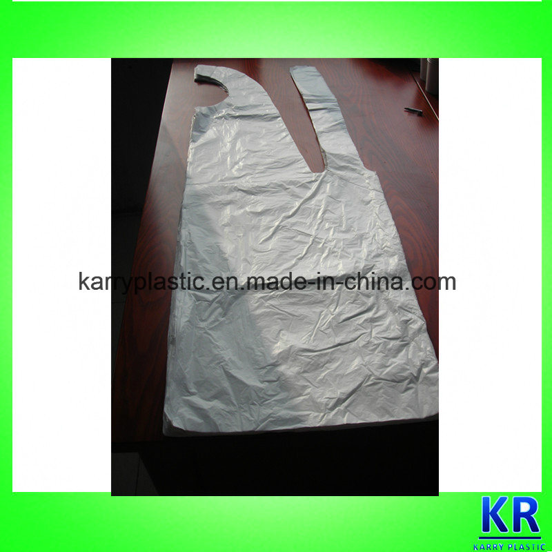 HDPE Disposable Aprons Water Proof PE Aprons