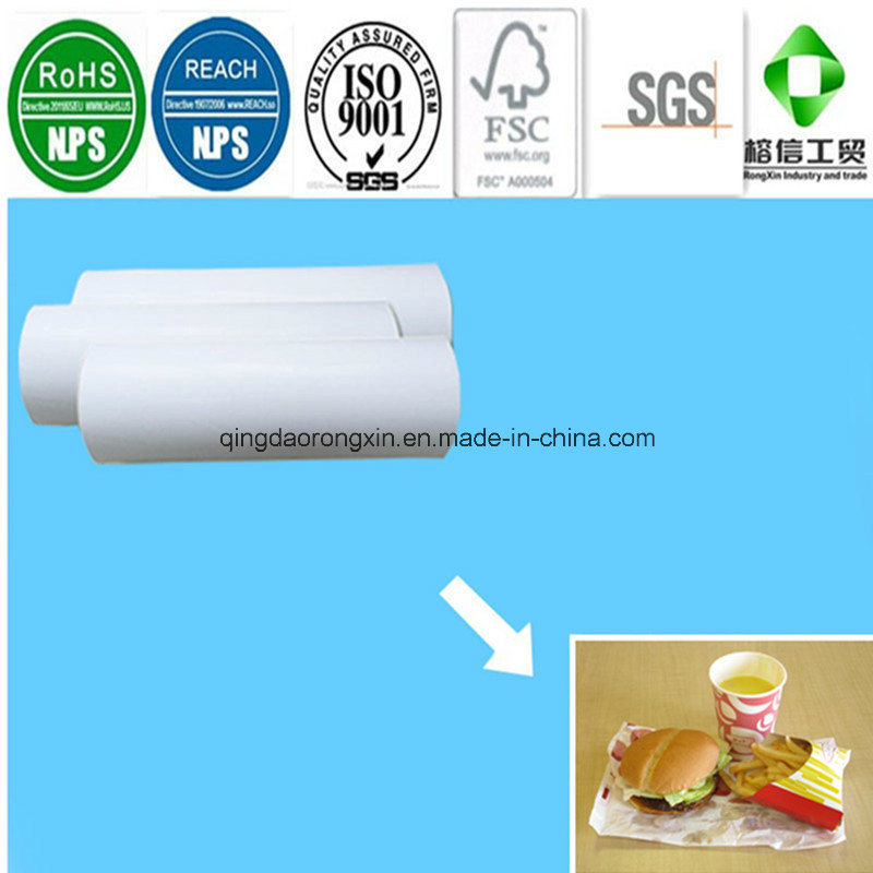 Single Side PE Coated Lotteria Packaging Paper