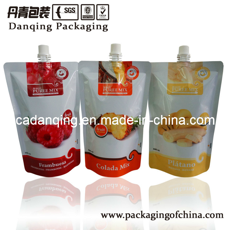 Juice Bag, Beverage Packaging (DQ273)