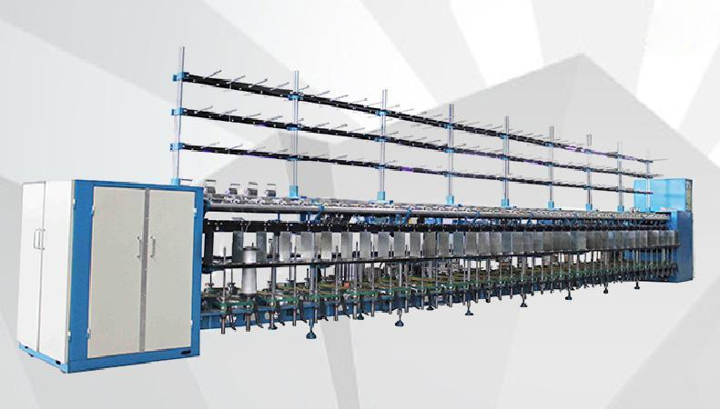 Plastic Rope Making and Twisting Machine