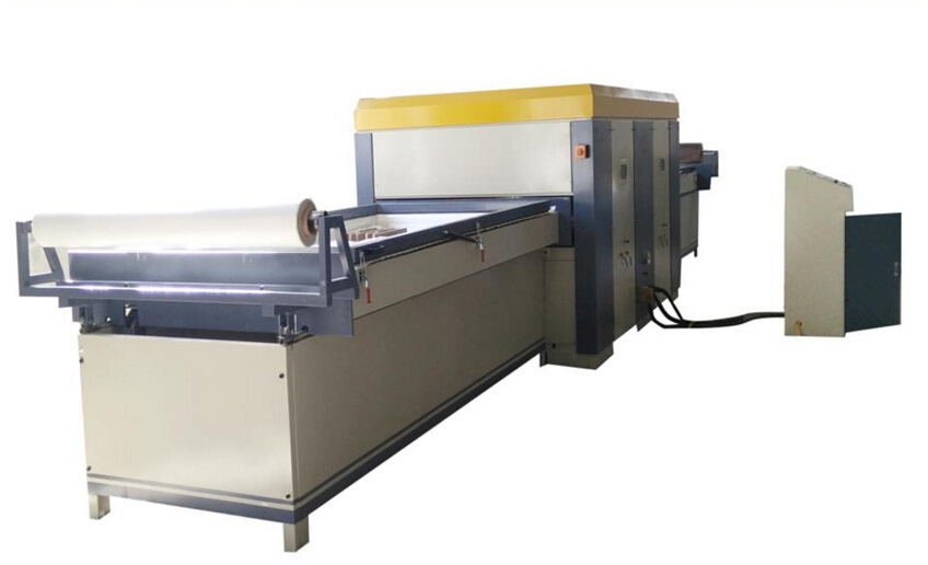 Woodworking PVC Hot Melt Coating Machine