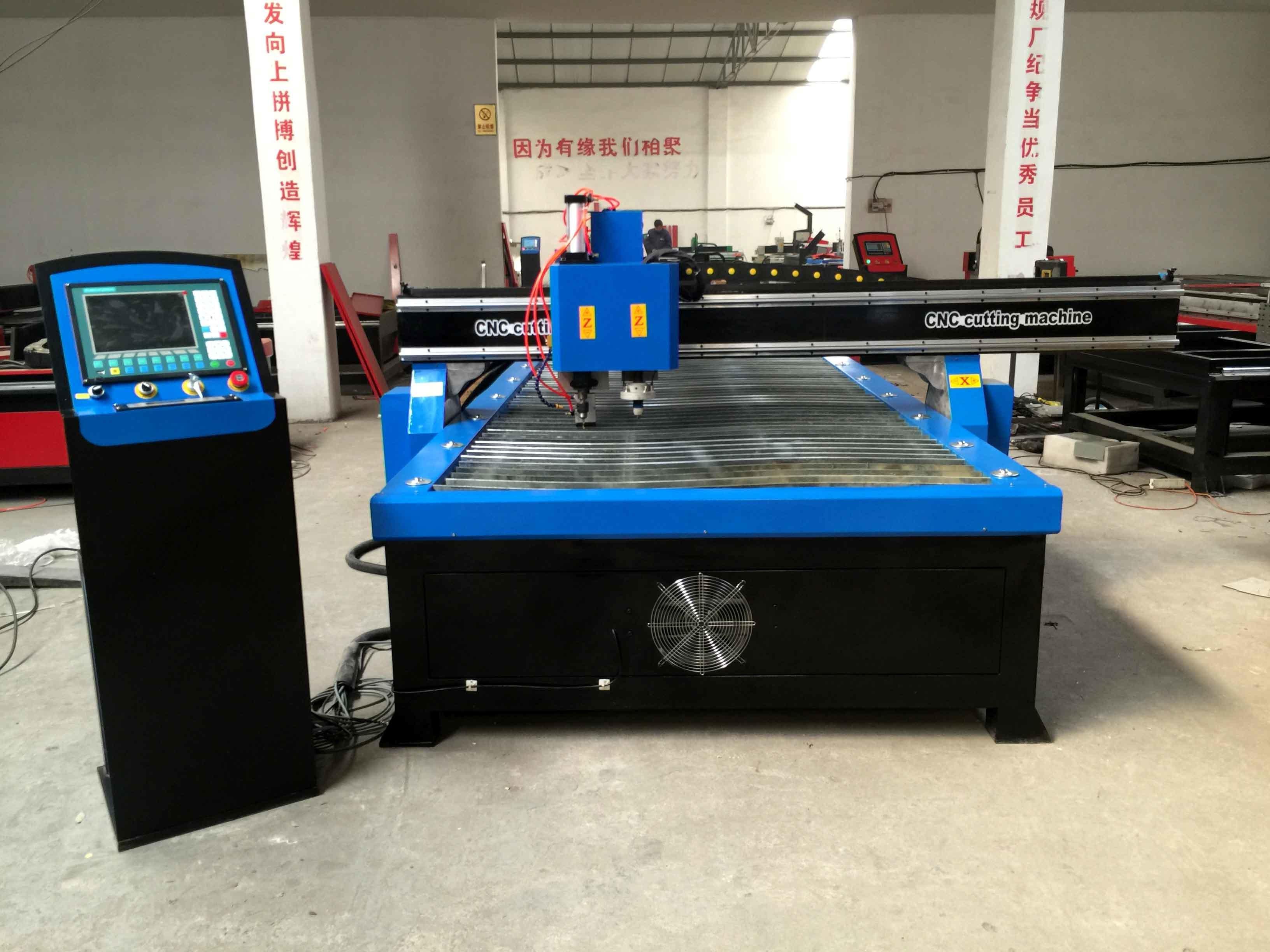 Rhino Ce ISO Certificate Portable CNC Plasma Cutting Machine