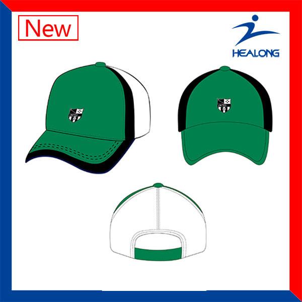 Healong Sport Accessories Custom Softextile Hip Hop/Baseball Cap and Hat