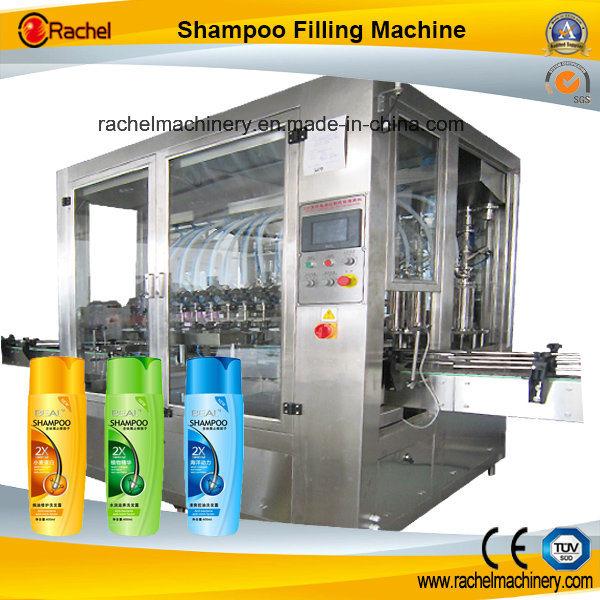Shower Gel Filling Machine