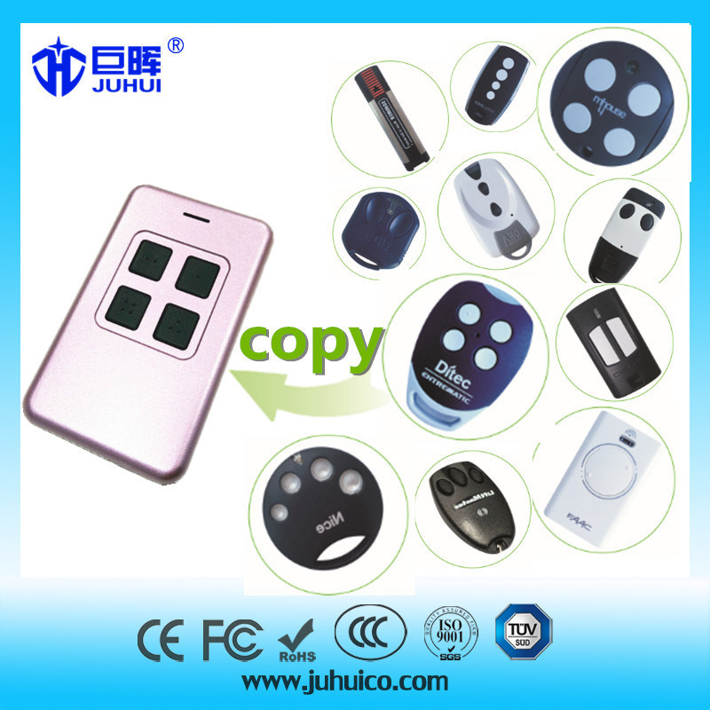 Multi-Frequency Remote Control Duplicator for Nice, Ditec, Came, Faac