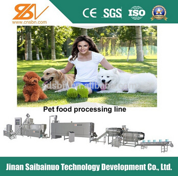 Automatic Dog Food Production Machine