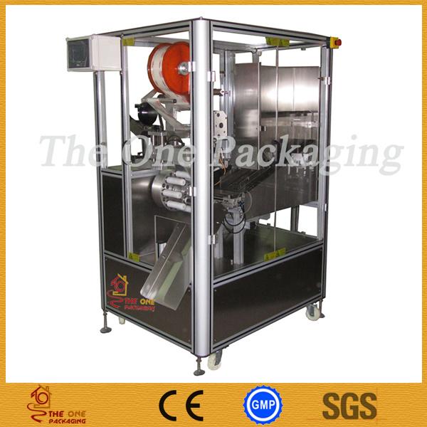 Tube Labeling Machine, Soft Tube Labeler