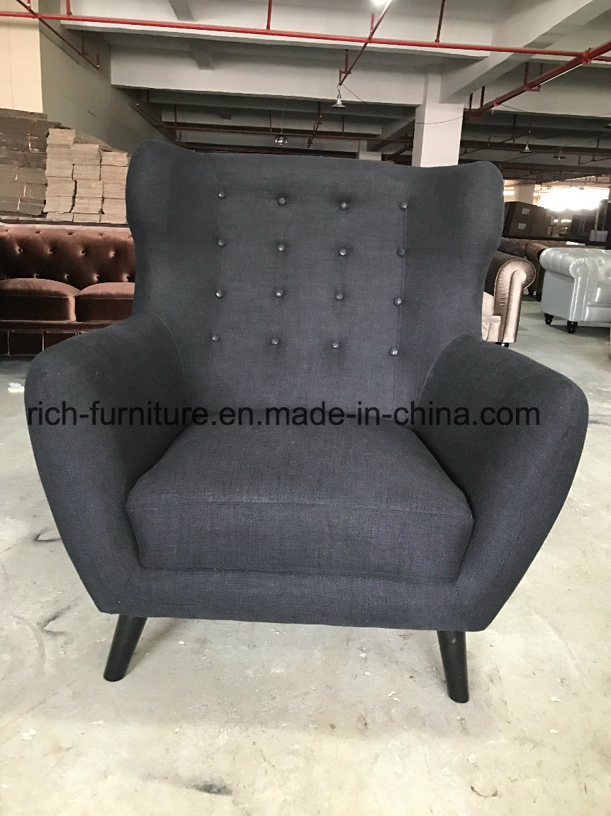 Modern Elegant Italian Home Furniture Living Room Fabric Sofa