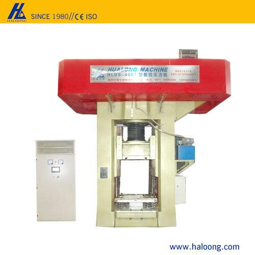 400 Ton Fully Automatic Refractory Brick Making Machinery