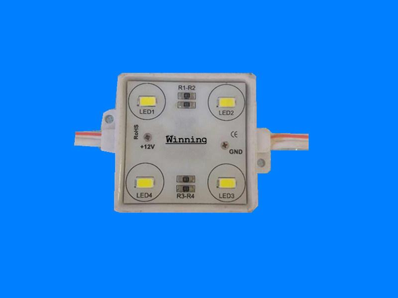 5730 4 LEDs Epoxy LED Module with Screw