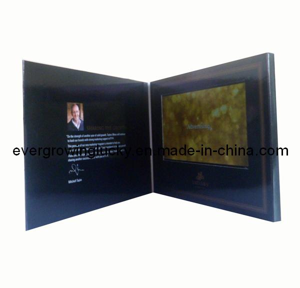 7.0inch LCD Video Brochure