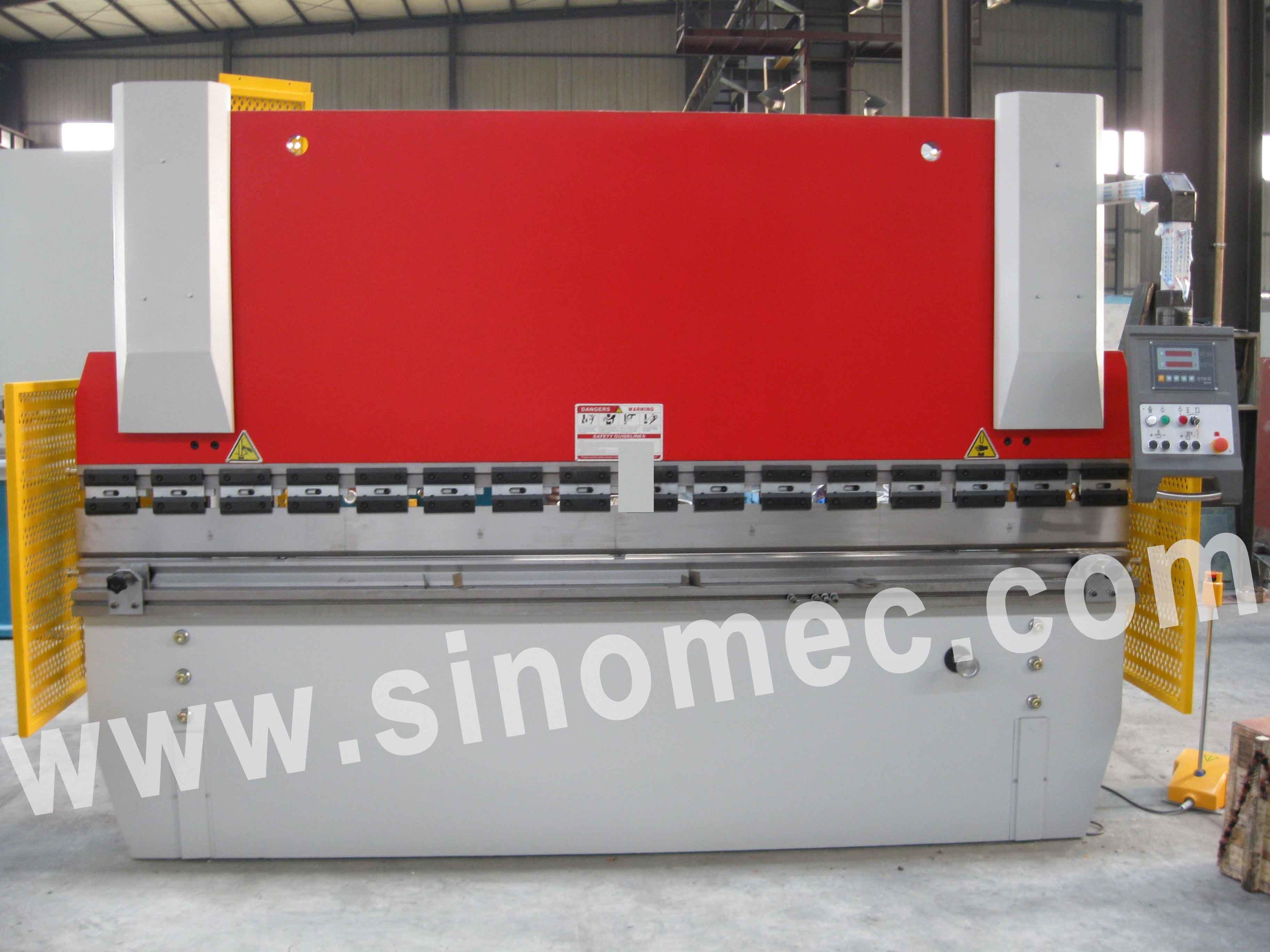 Plate Press Brake Machine/Sheet Metal Working Bending Machine (WC67Y-125T/3200)