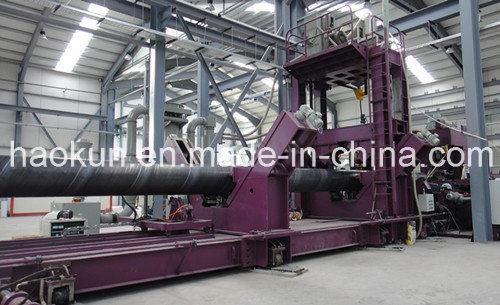 Spiral Submerge Arc Welding Pipe Machine Spiral Pipe Machine
