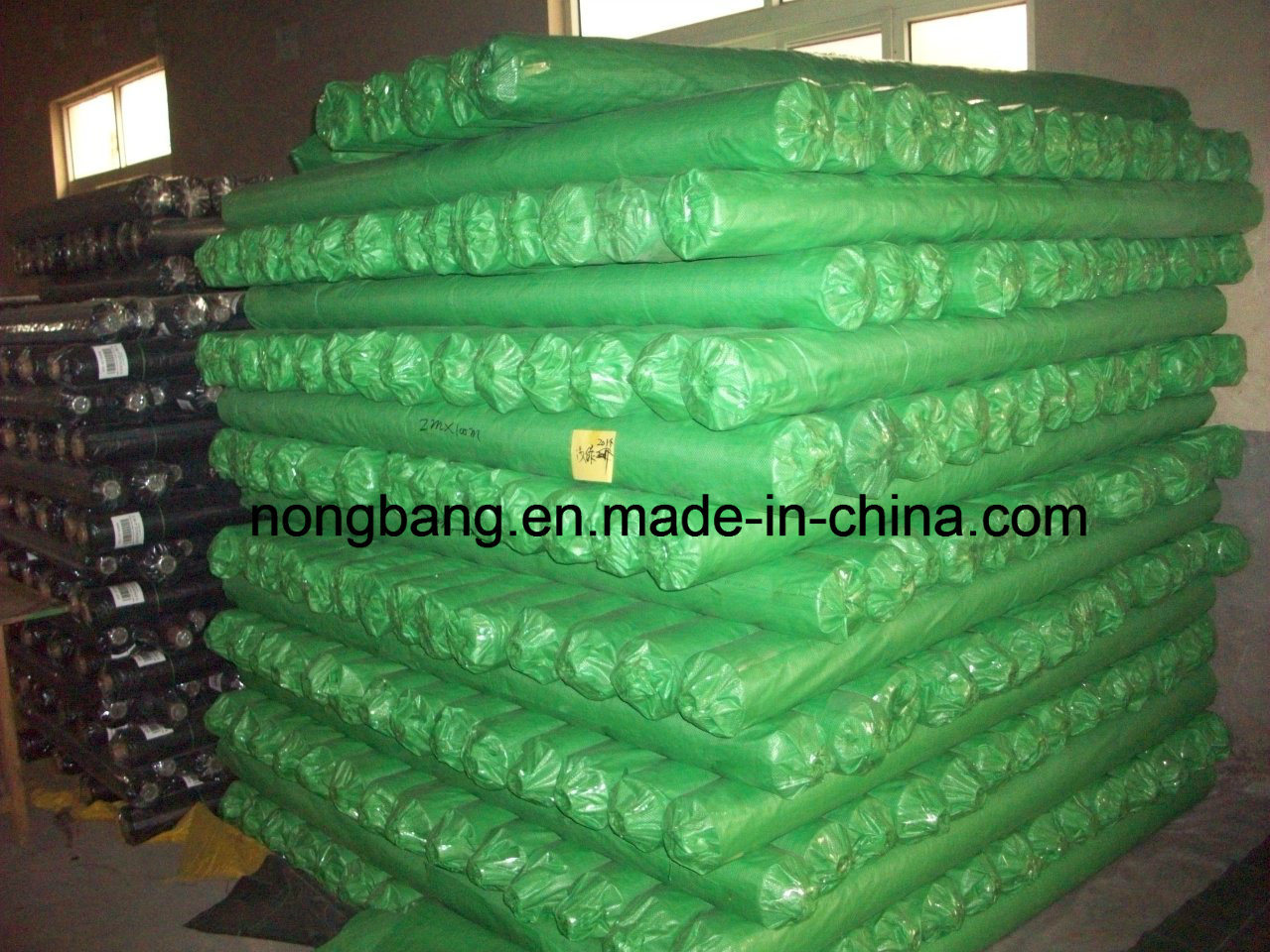 Garden PP Woven Geotextile Fabric 1.05m*100m/Roll; Ground Cover; Weed Control Mat